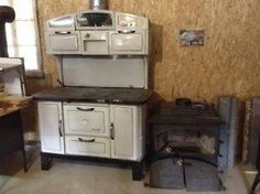 Find Beautiful Antiques Like Franklin Stoves  @bidmart.ca