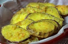 Deep Fried Sweet Potatoes