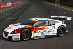 イメージ0 - CR-Z GT300仕様の画像 - D‐HELL - Yahoo!ブログ