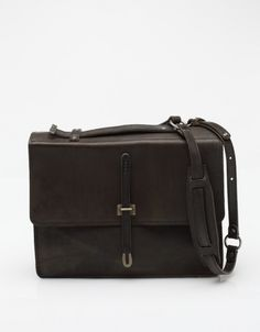Schoolboy Satchel In Olive; Need Supply Co.; $299