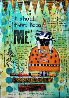 Journal page - It should have been me | Flickr - Photo Sharing!