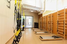 My Thrive Pilates - Courthouse Studio - Studio #3 featuring TRX equipment for Suspension Training