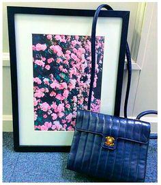 Vintage Chanel Classic flap shoulder bag!!! www.Hedyjp.com