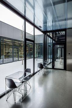 Galeria - Sede da Agência de Publicidade YETI / JRK72 - 4