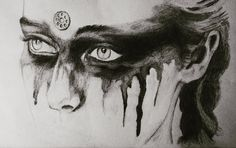 Heda Lexa, The 100 - Leksa Kom-Trikru by on DeviantArt Lexa The 100, The 100 Clexa, The 100 Grounders, Art Sketches, Art Drawings, The 100 Characters, Die 100, Commander Lexa, The 100 Cast