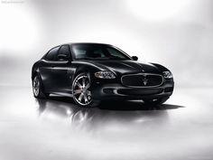 Maserati Quatro