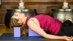 This yin yoga class is designed to open your chest, arms, and upper back in order to create space and reduce tension. Many of our daily activities such as sitting at a computer or behind the wheel of a car cause us to hunch and round our backs, causing pain. This practice will counteract the effects of these activities and build strength.