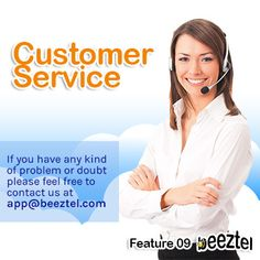 We are allways here for you. Send an email to clientes@beeztel.com and we help you if you have any kind of problem or doubt