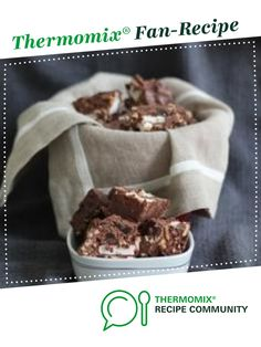 Easter Rocky Road by Thermomix in Australia. A Thermomix <sup>®</sup> recipe in the category Desserts & sweets on www.recipecommunity.com.au, the Thermomix <sup>®</sup> Community.