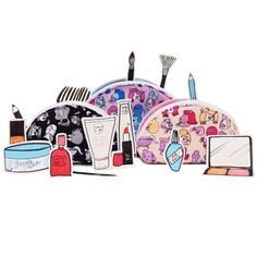 A super cute illustrated make up bag / wash bag from your new favourite designers YUK FUN! Designed and handmade in our home studio in Portslade-by-Sea. Quirky Art, Handmade Dresses, Wash Bags, Beauty Queens, Brighton, Screen Printing, Mothers, Super Cute, Make Up