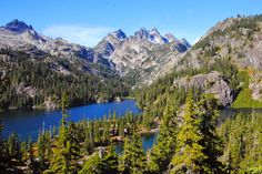 Alpine Lakes Wilderness, Spectacle Lake