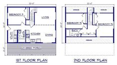 1000 images about house plans on pinterest log home for 24x32 pole barn plans