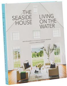 The Seaside House - perfect gift for her. Book | present | home | decor | #affiliate