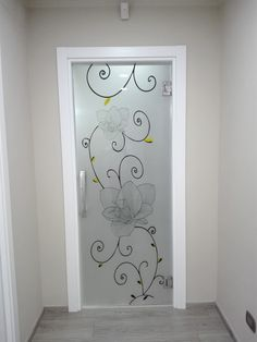 Glass Partition Designs, Bed Furniture Design, Glass Painting Designs, House Main Door Design, Simple Bedroom Design, Wardrobe Door Designs, Window Glass Design, Door Glass Design, Kitchen Door Designs