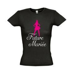 T-shirt spécial enterrement de vie de jeune fille
