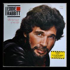 American singer, songwriter Eddie Rabbit (November 27, 1941 - May 7, 1998)...gorgeous eyes!