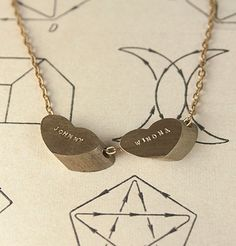 True Lovers Necklace