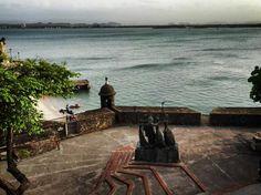 Plazuela La Rogativa San Juan Puerto Rico