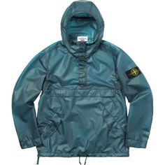 BNWT Supreme x Stone Island f/w 17 Composite Anorak Veste Turquoise Small S Island Man, Island Girl, Anorak Jacket, Sweater Jacket, Bape, Stone Island Junior, Stone Island Shadow Project, Sneakers N Stuff, Man Weave