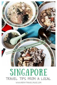 A local's complete 3-day guide to Singapore including things to do and see, best restaurants and bars, tips for transportation and getting around + must-try local dishes. Travel in Asia.   Be My Travel Muse #Travel #Singapore