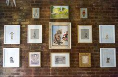 Exhibition Gallery - Jenna Bush Hager's nursery