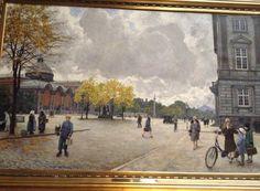 Paul Gustave Fischer - 1926 - Vestre Boulevard