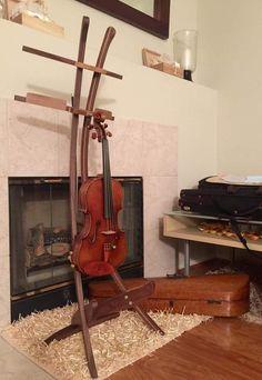 Violin Jolly stand <3