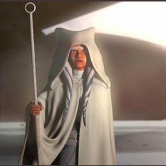 Ahsoka Tano Star Wars Rebels Series Finale Ahsoka Lives