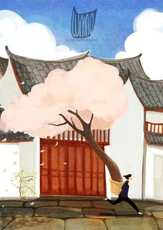My Artworks in 2012 by Oamul Lu, via Behance