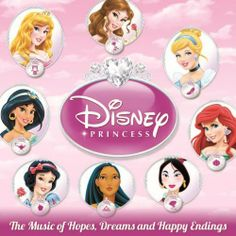 Disney Princess - The Collection:Amazon.co.uk:Music