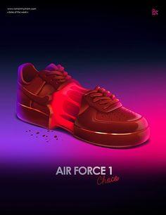 Soles / Romain Trystram / Nike Air Force 1