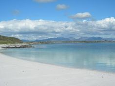 Plage de Ballyconnelly, Galway, Irlande