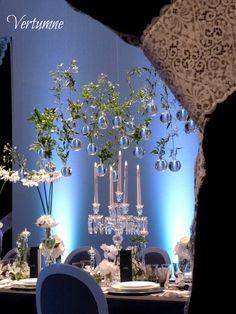 Atelier Vertumne x Maison Options #artisanfleuriste #weddingdesign