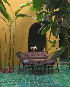 Le Jardin Caffee, Marrakech, Morocco