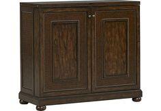 Dining Rooms, Mandara Bar Cabinet, Dining Rooms | Havertys Furniture