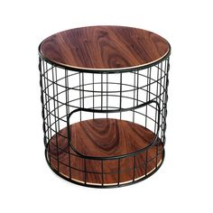Wireframe End Table | Accent Tables | Gus* Modern