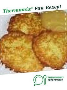 Potato pancakes with apple compote - Potato pancakes with apple compote from A Thermomix ® recipe from the baking category - Avocado Fat, Fiber Cereal, Zucchini Lasagne, Breakfast Potatoes, Potato Pancakes, Snack Recipes, Snacks, Recipe Organization, Food And Drink