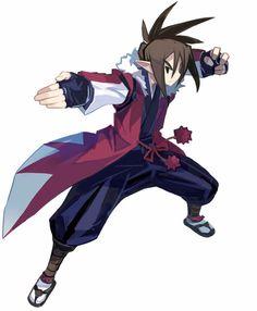 Gallery For > Anime Male Samurai