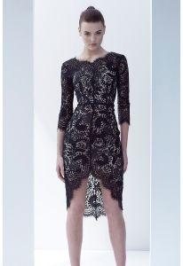 Horizon Dress - Black