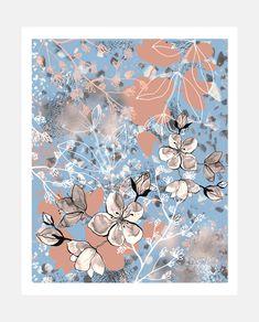Ознакомьтесь с этим проектом @Behance: «Mountain floral dream - print design for Jovoto» https://www.behance.net/gallery/33980376/Mountain-floral-dream-print-design-for-Jovoto