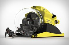 VROOM VROOM SUBMARINE. You can use it for recreation, sure. But the U-boat Worx C-Researcher 3 Submarine isn't built for play - it's built for business. Scientific research, to be exact, and thanks to a huge number of available tools, it can collect...