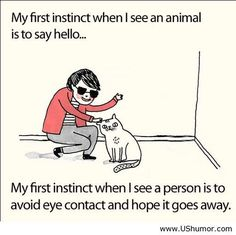 My first instrinct when i see an animal US Humor - Funny pictures, Quotes, Pics, Photos, Images on imgfave