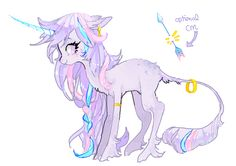 Design For Sale: Purple Unicorn by Costly