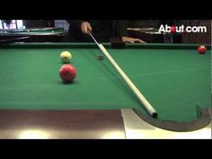How to Aim a Bank Shot - YouTube