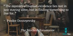 Another must read #novel The Brothers Karamazov. http://amzn.to/1L5Mwsu