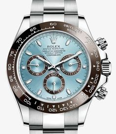 Rolex Cosmograph Daytona Watch: Platinum
