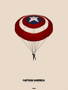 Xombiedirge Captain America The Winter Soldier By Matt And