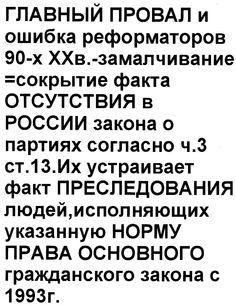 """Мини-эскиз""""провал реформ в 90-х гг.ХХ века"""""""