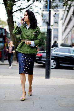 London – Caroline Issa
