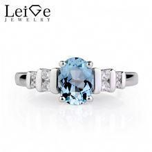 c1fb7fe23 Cheap ring for, Buy Quality rings for women directly from China ring oval  Suppliers: Leige Jewelry Aquamarine Engagement Ring Oval Gemstone Silver  925 Rings ...